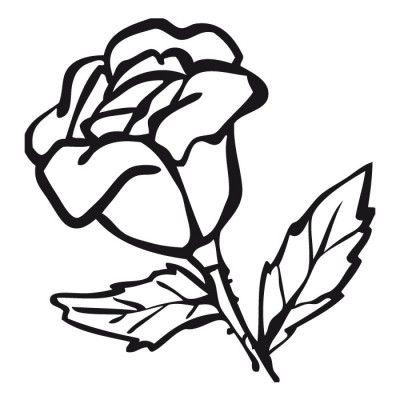 Mira Estos Dibujos De Rosas Para Colorear Rose Coloring Pages Flower Coloring Pages Art Coloring Pages