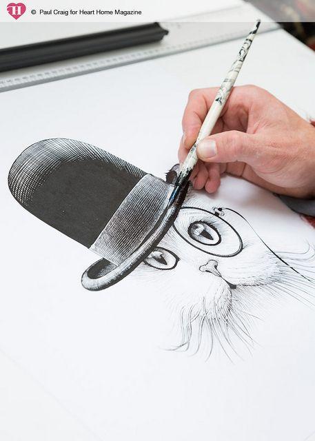 Inspired Ink by hearthomemag, via Flickr