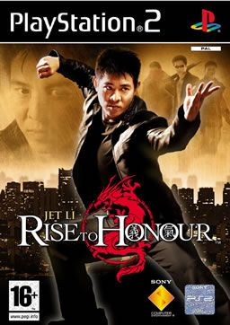 Rise To Honor Jogos Ps2 Playstation 2 Playstation