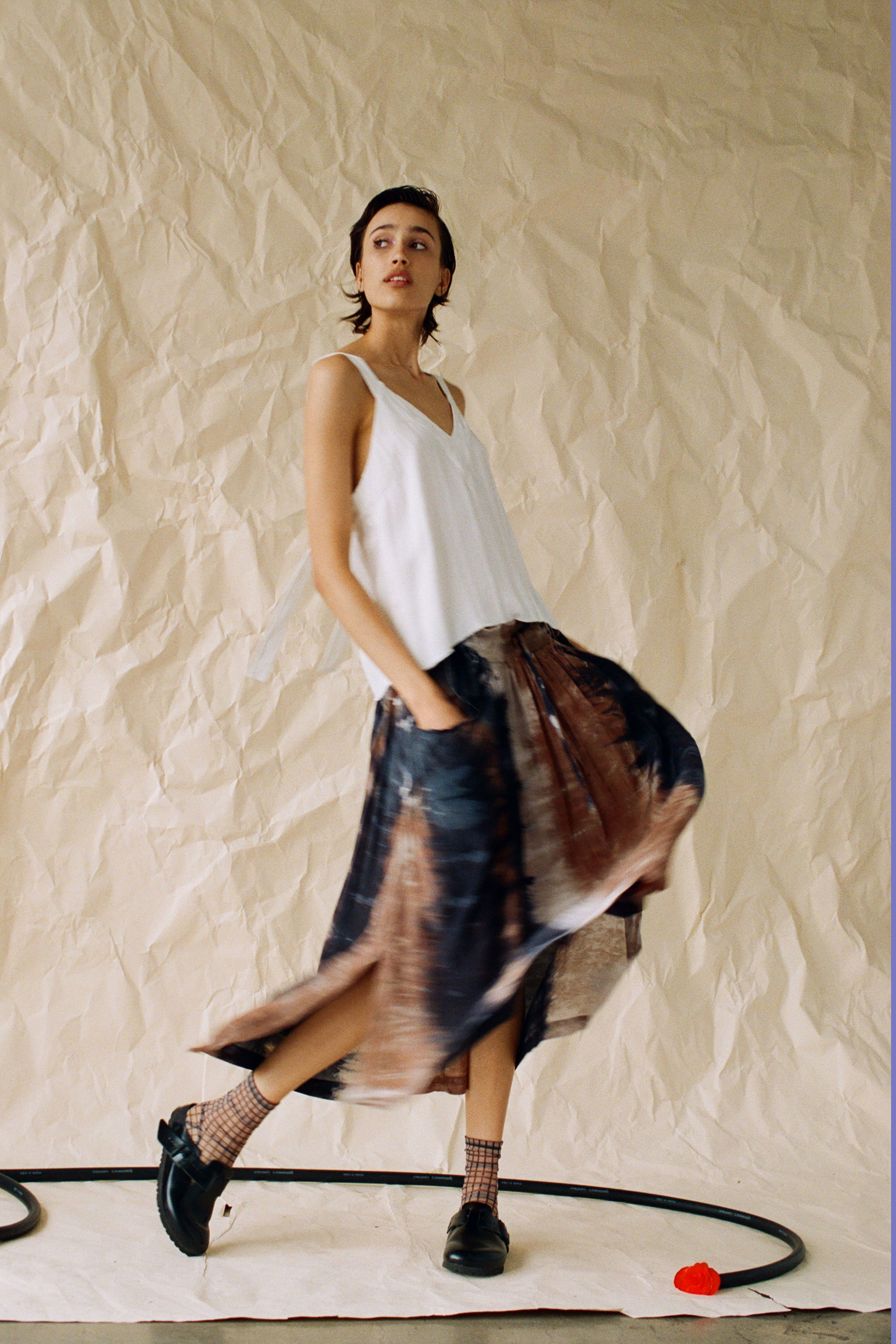 85efbb8539a0 Raquel Allegra Resort 2019 New York Collection - Vogue