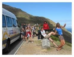 BAZ BUS - Backpacker Bus Service in South Africa   go