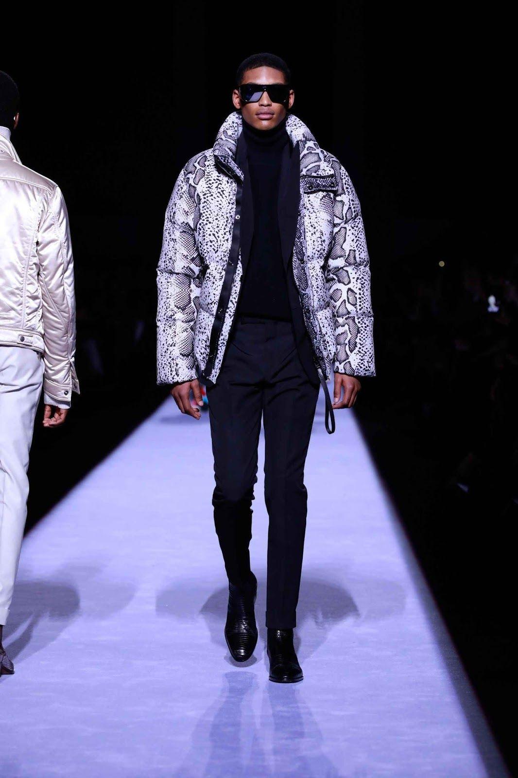 cb779db6f8 Tom Ford Fall-Winter 2018-2019 - New York Fashion Week