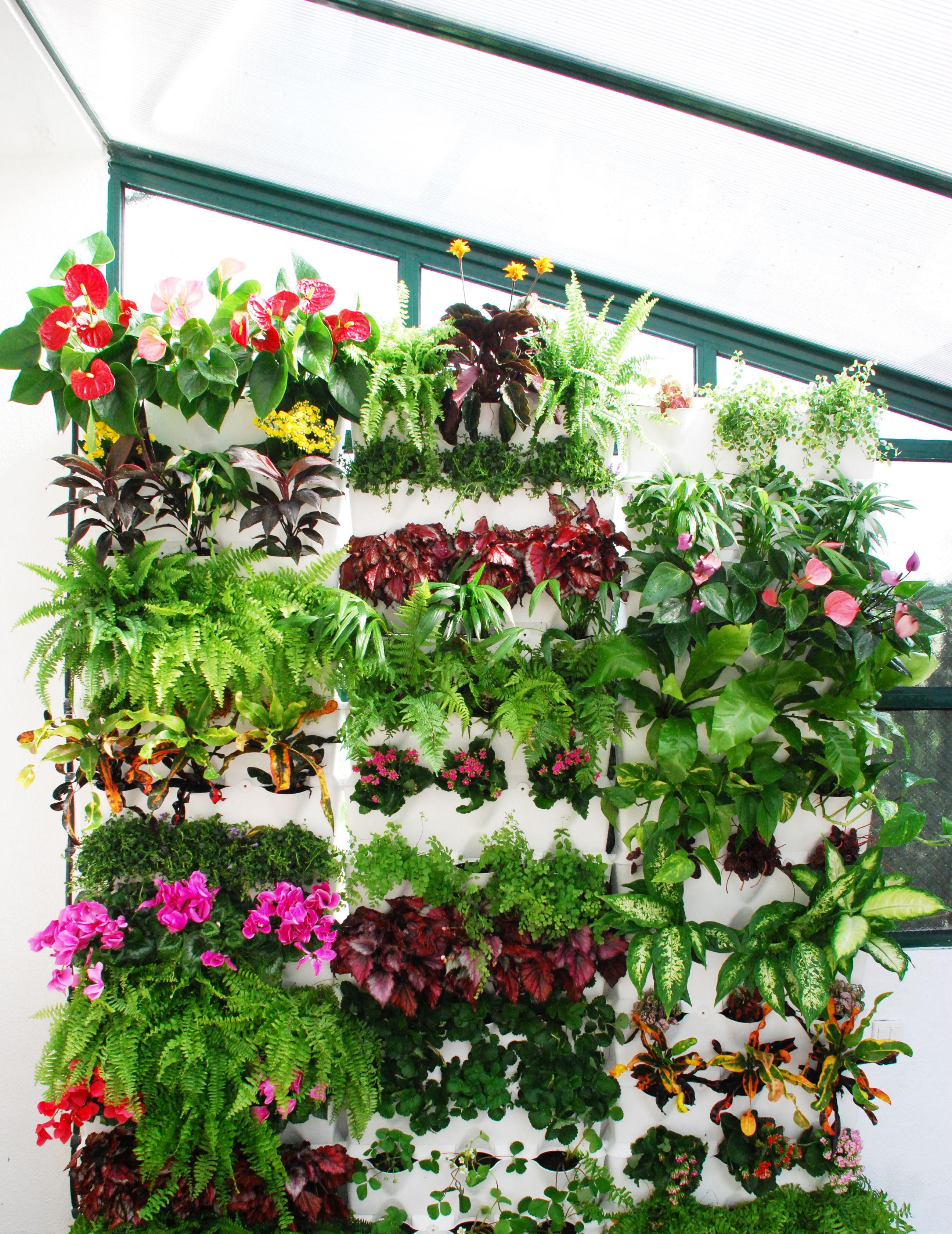#Design3000 Drei Module F R Einen Minigarten Mit Neun Pflanzen