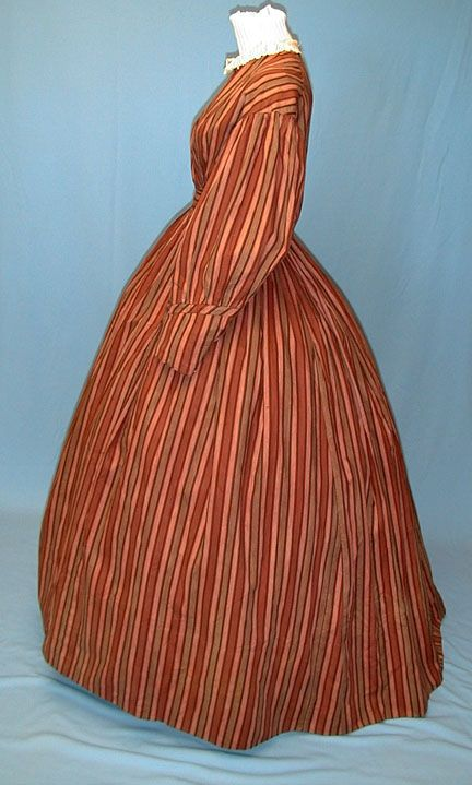 www.thegracefullady.com civilwargowns originals_daydresses.htm