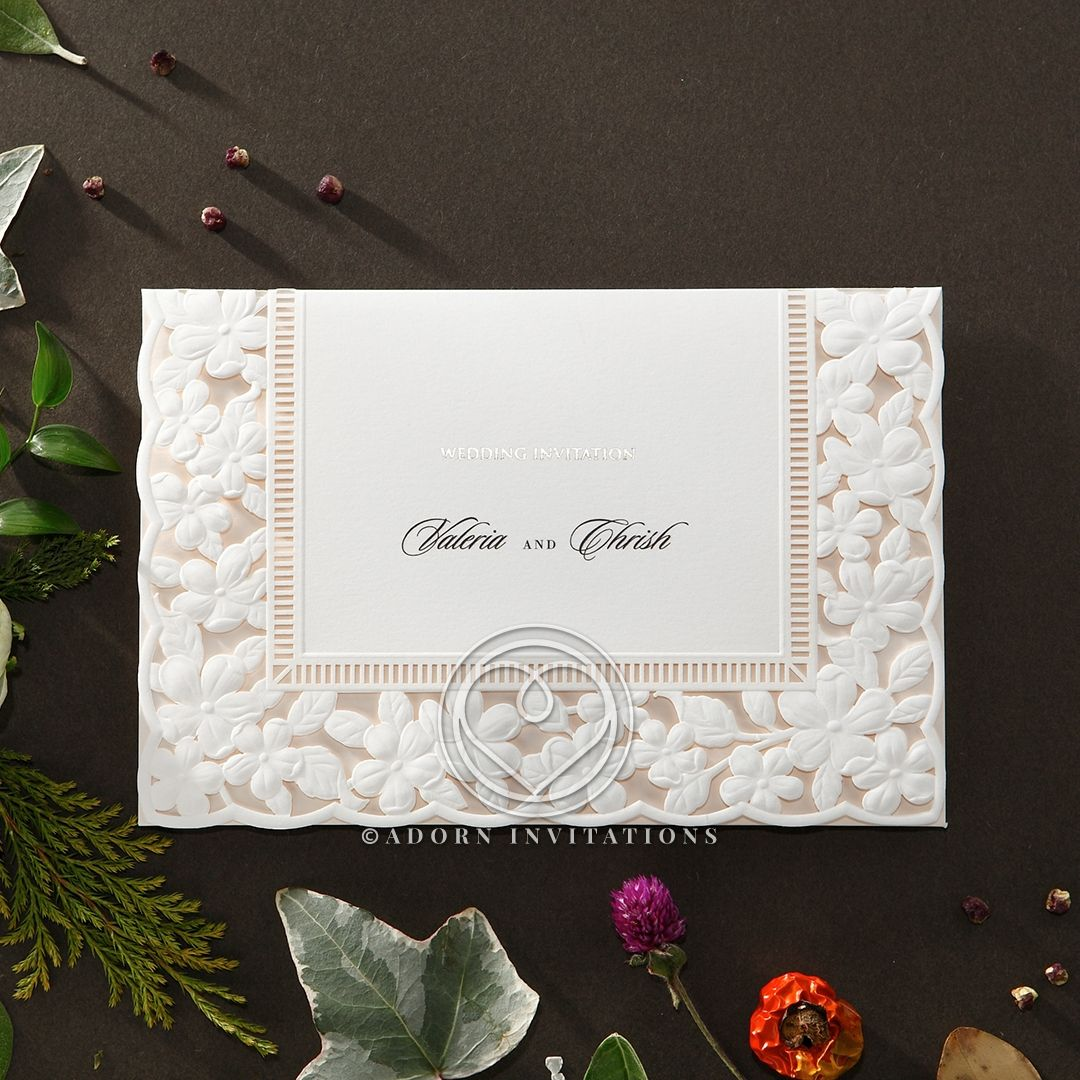 Traditional Contemporary Wedding Invitations Online