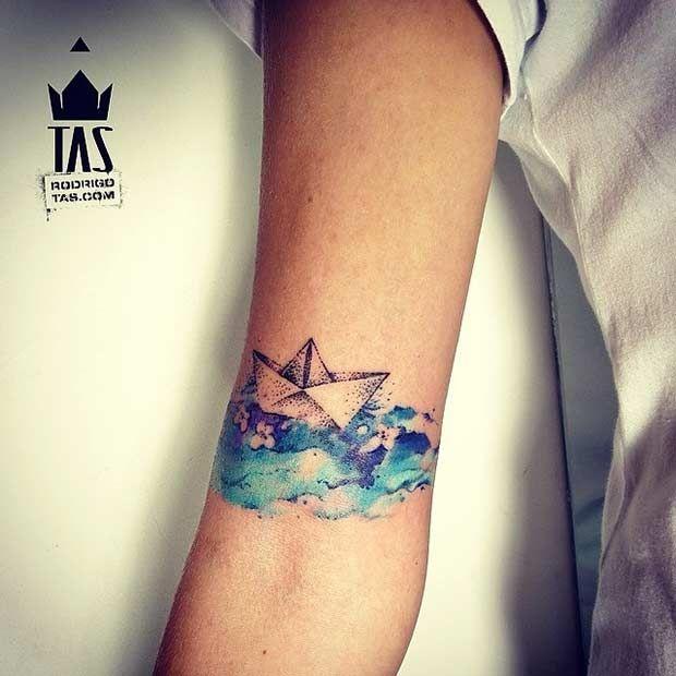 51 Watercolor Tattoo Ideas For Women Tattoos Wrist Tattoos