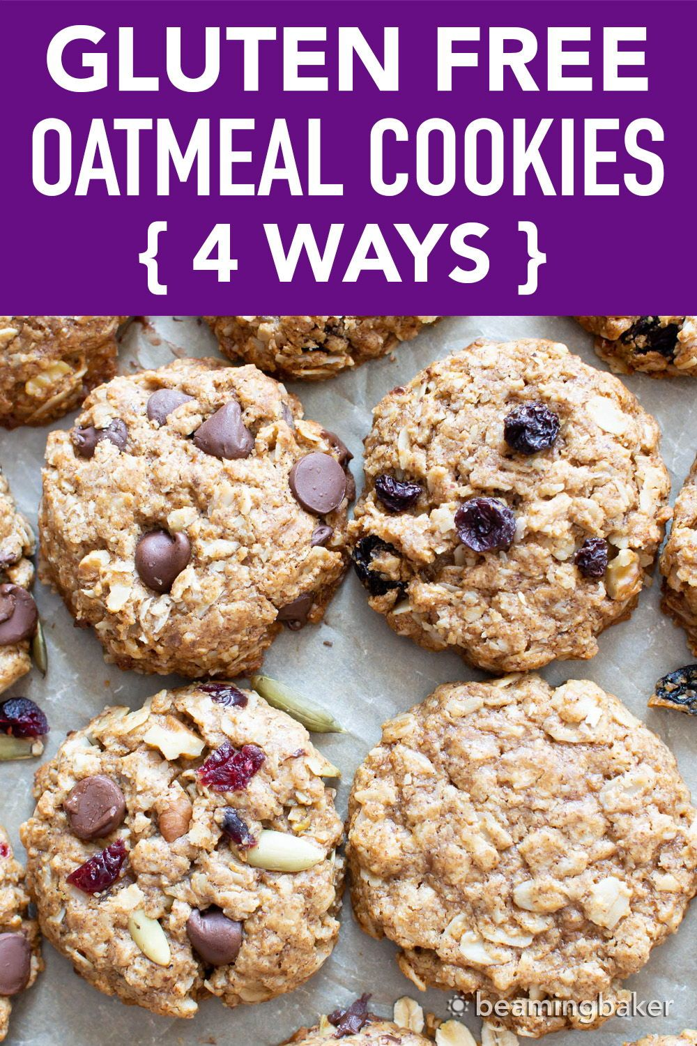 Oatmeal Raisin Cookie Bars V Gf An Easy Recipe For Soft Chewy