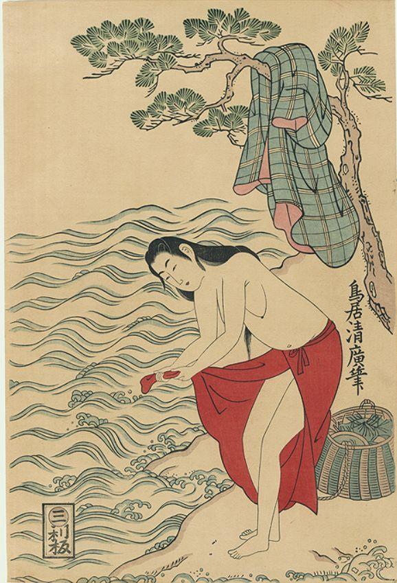 Teen japanese erotic woodblock prints porno hot