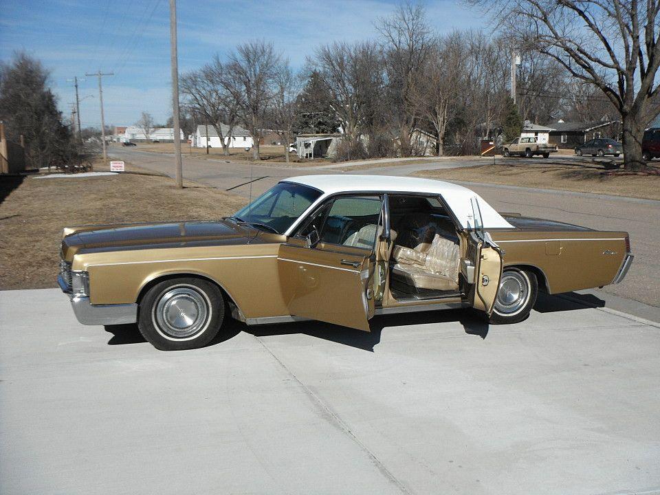 1968 Lincoln Continental for sale near Geneva, Nebraska