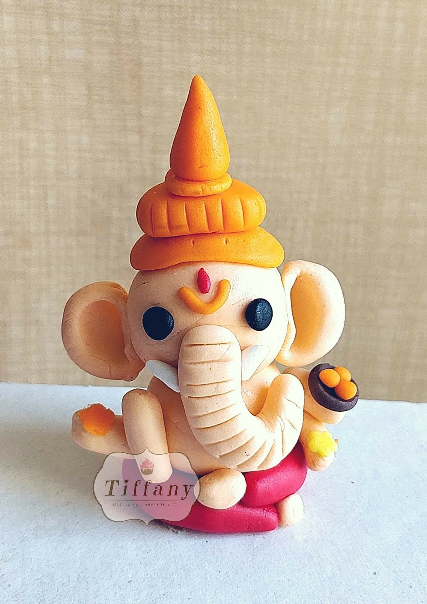 Ganesh images toys  Pin by Surbhi Gupta on cute  Pinterest  Polymer clay disney Craft