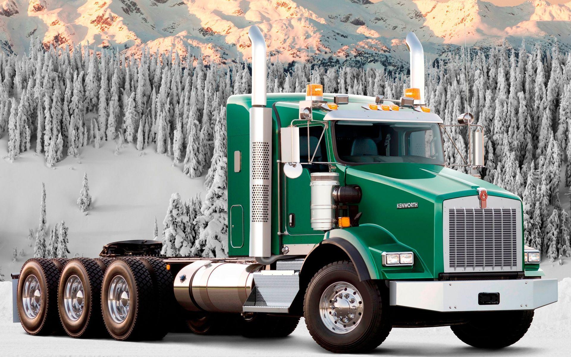 Heavyhauling Kenworth T800 Trucks Kenworth Trucks Kenworth