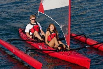 St Louis Sail Paddle