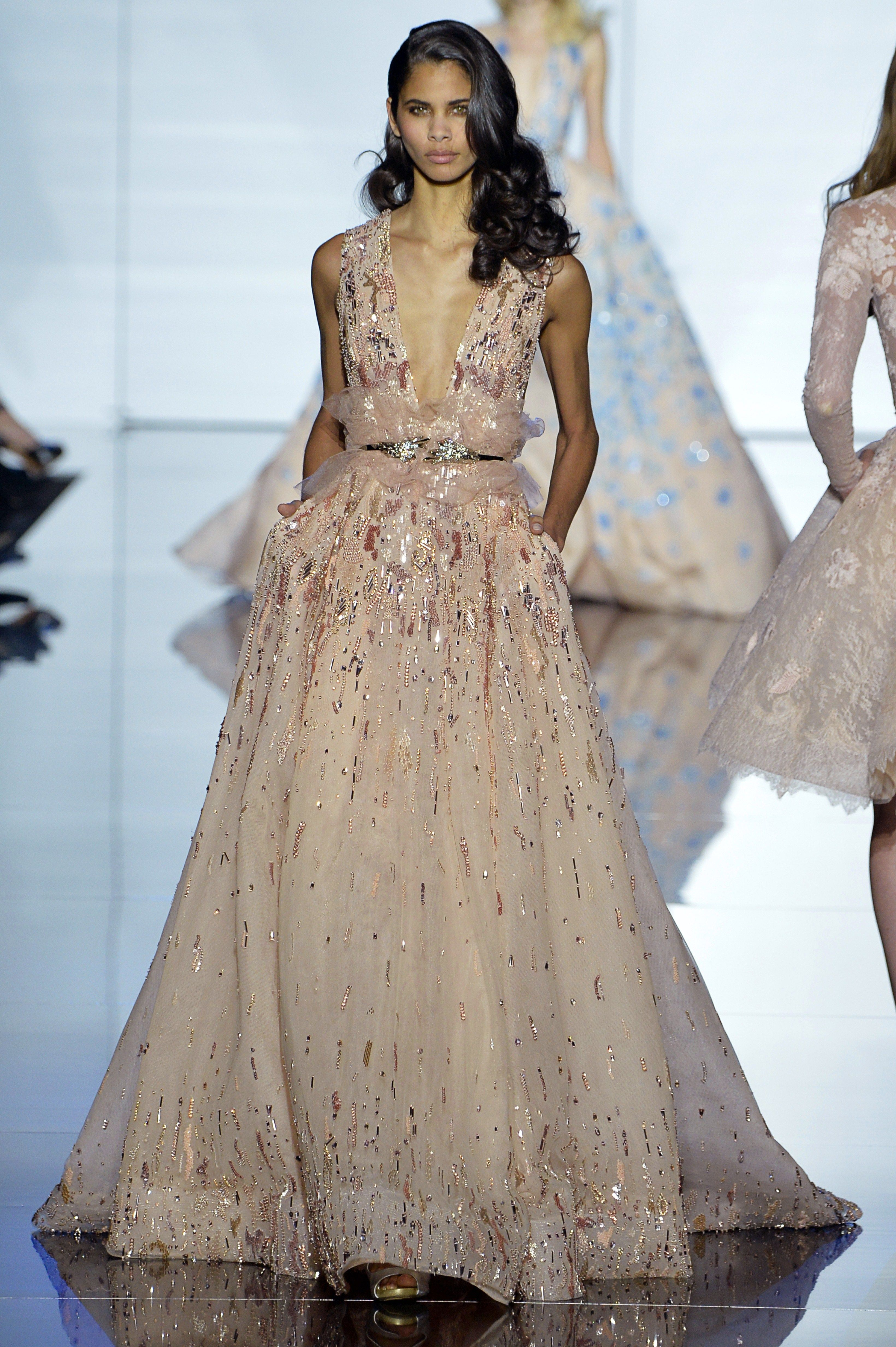 The best bridal inspiration from couture week couture zuhair
