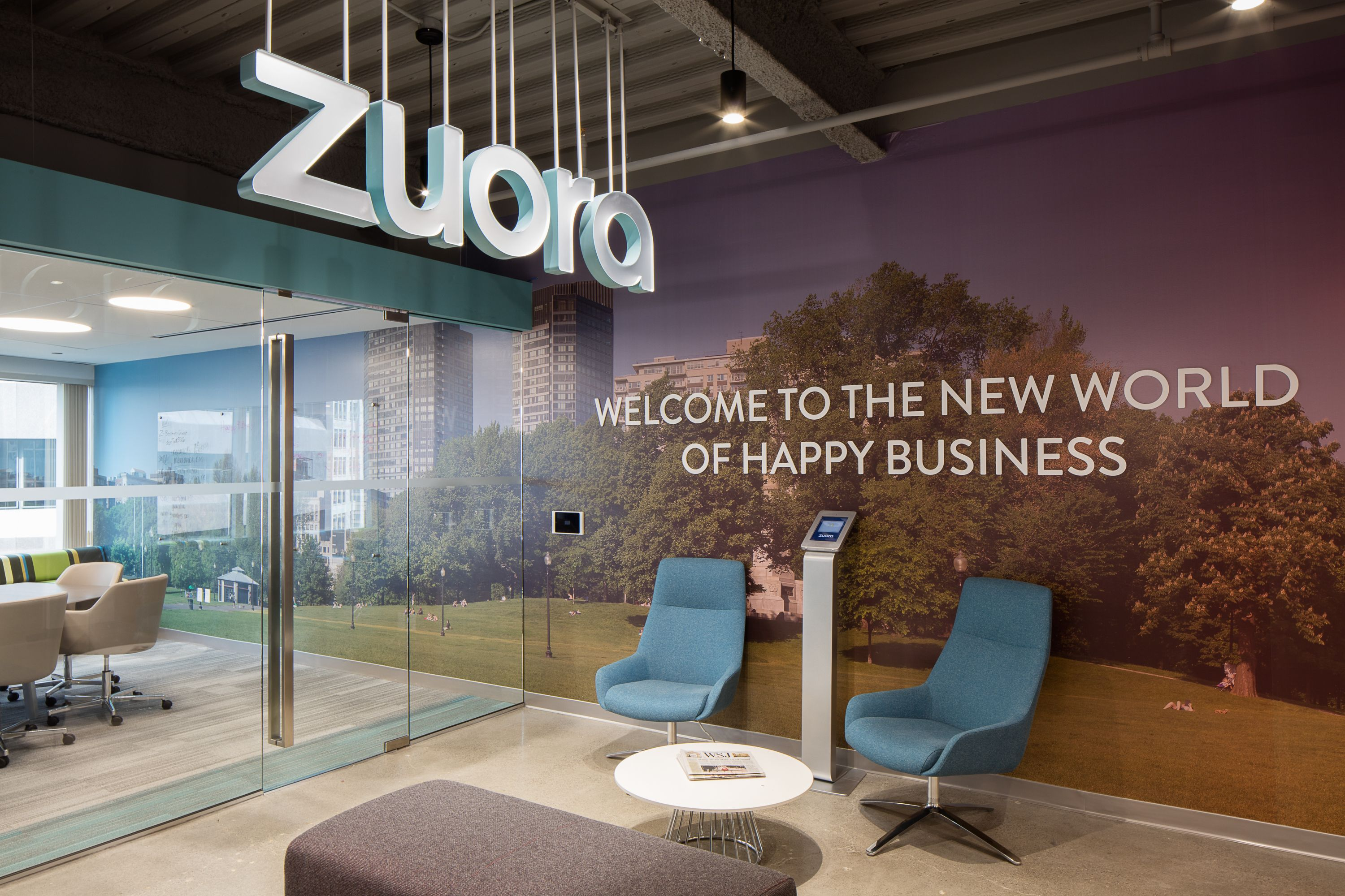 Zuora Office Space Design By Fusion Design Consultants Inc  # Muebles Fuzion Santa Rosa