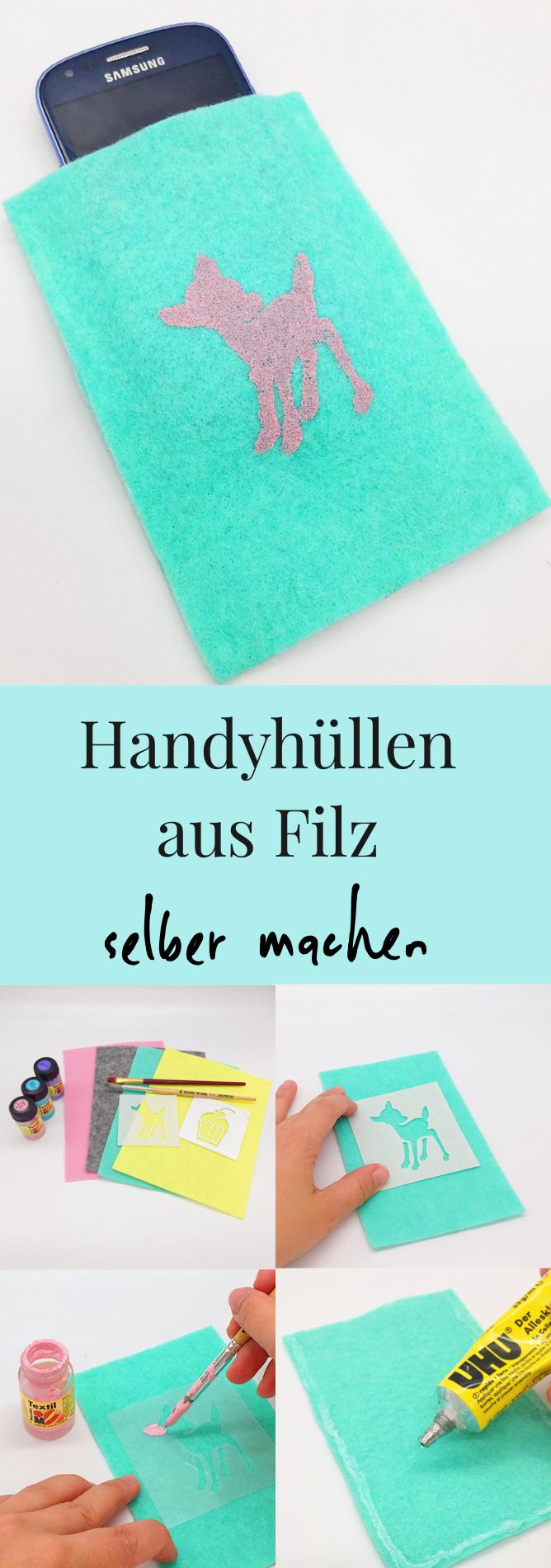 diy handyh llen selbst gestalten aus filz ohne n hen deutschsprachige bloggerinnen das. Black Bedroom Furniture Sets. Home Design Ideas