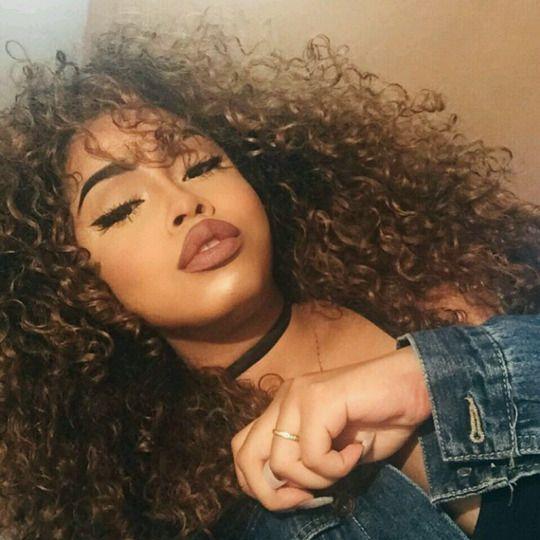 Hair, Hair Styles E Curly Hair