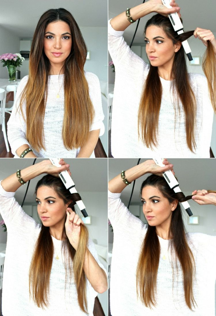 Frisuren Mit Lockenstab Awesome Locken Mit Lockenstab Machen Hilfreiche Tipps In 2020 Long Hair Styles Hair Styles Long Hair Women