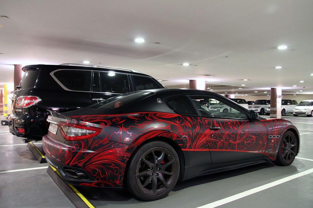 Maserati GranTurismo Sport Spotted in Dubai Car pictures