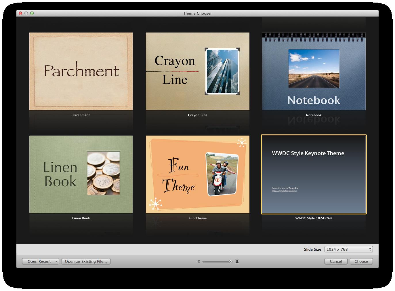 tonny xu: wwdc-style keynote themes | free keynote templates, Powerpoint templates