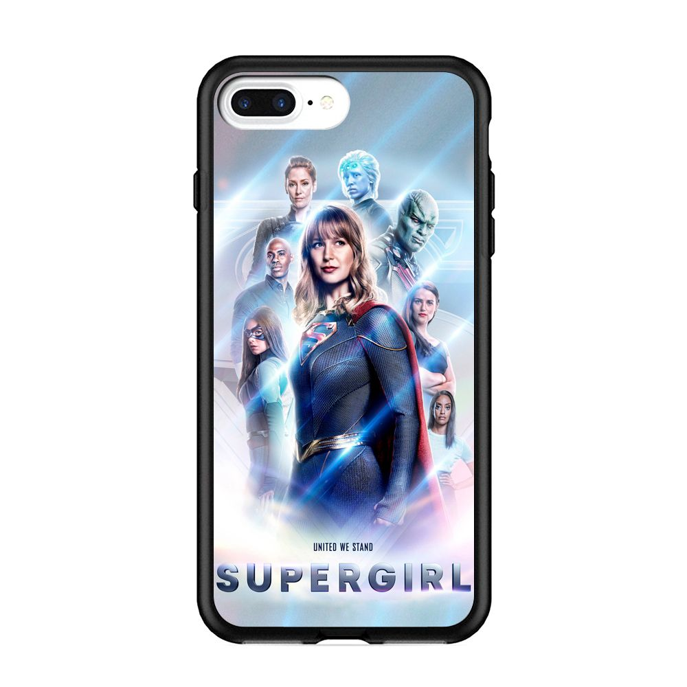 Supergirl Series Movie Print On Hard Cover Phone Case For iPhone ...
