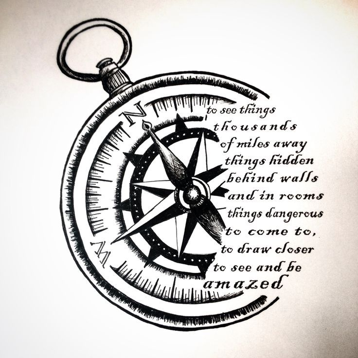 Compass Quotes Quotesgram Compass Tattoo Compass Tattoo Design