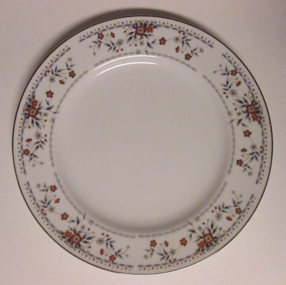 Fine China of Japan China | eBay & Set of 6 Dinner Plates Claremont by Sone Fine Porcelain China Japan ...