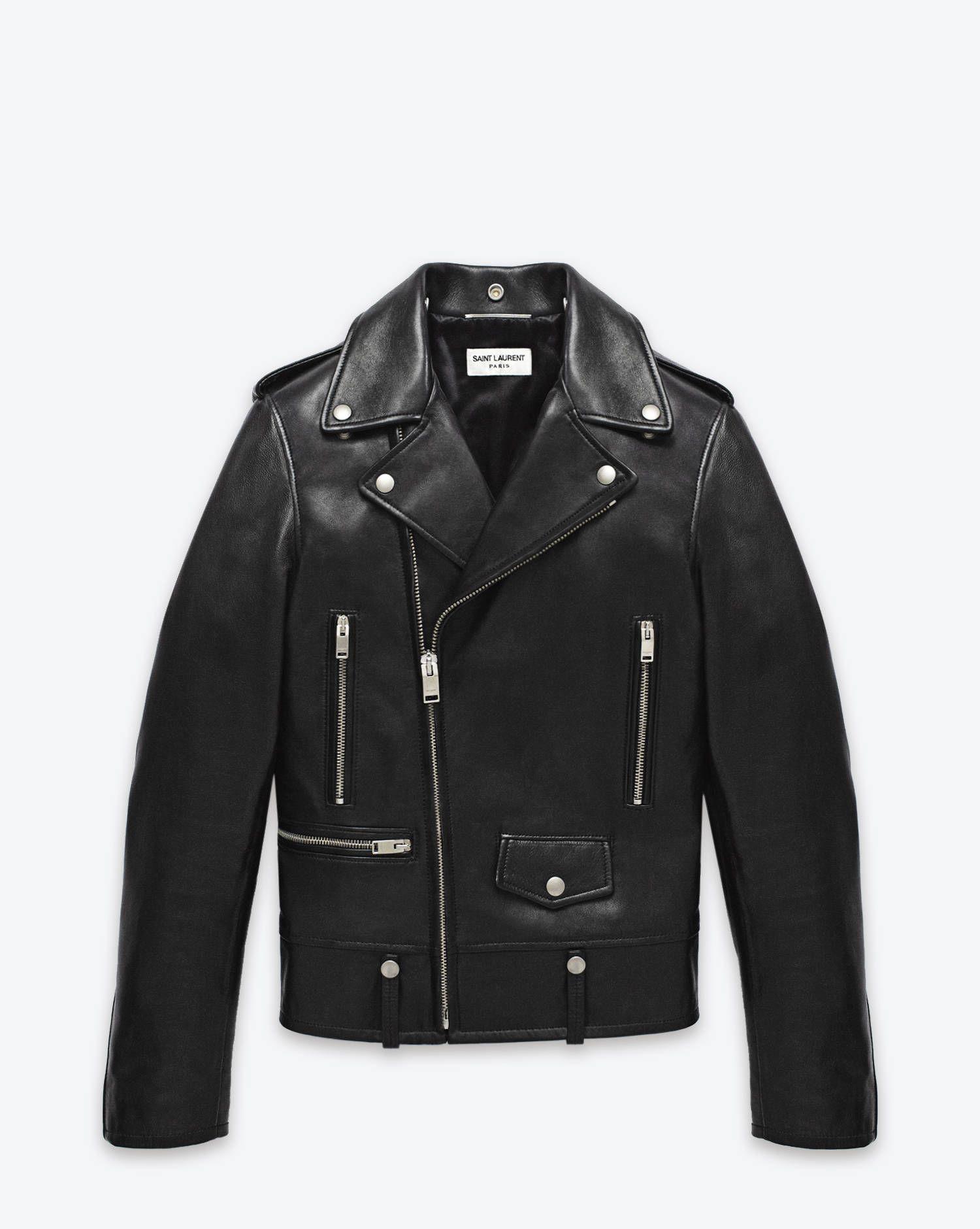 Perfect Moto jacket by Saint Laurent Giacche Da Moto 9139943f955