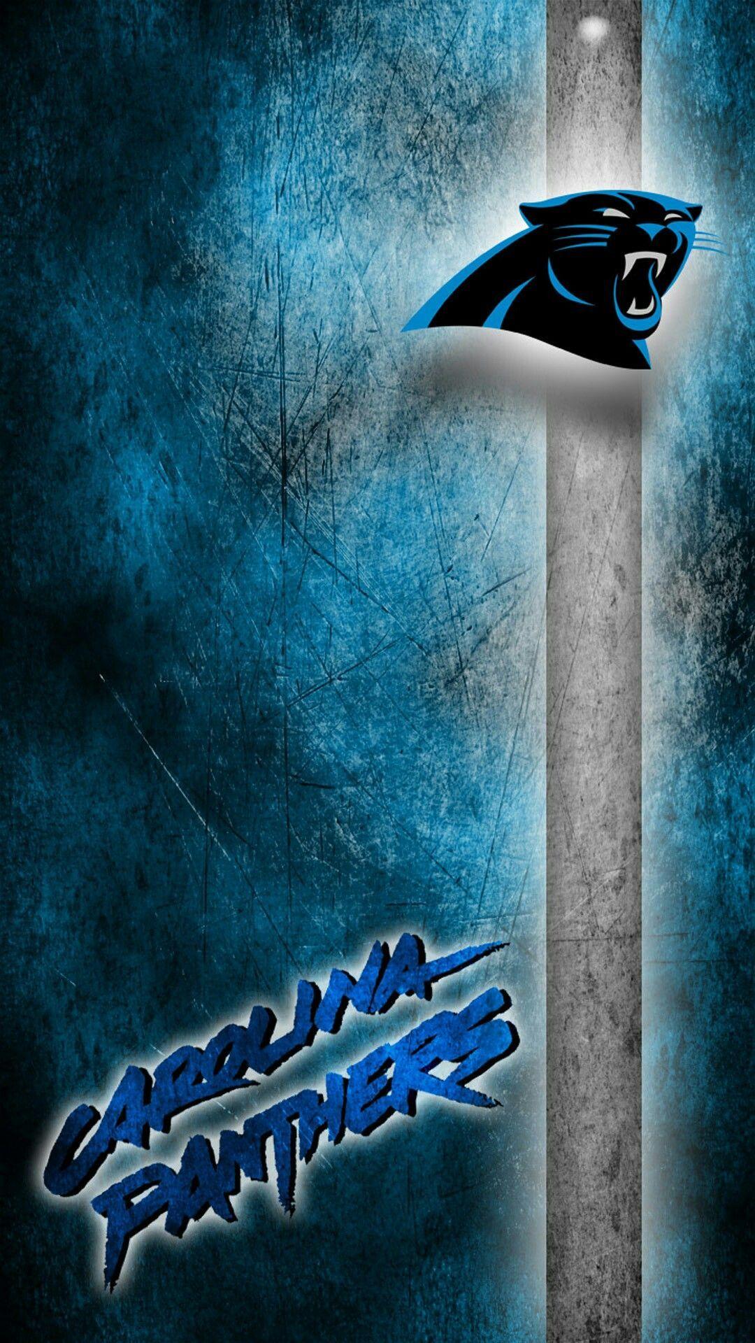 Carolina Panthers Wallpaper Ios In 2020 Carolina Panthers Wallpaper Carolina Panthers Logo Wallpapers Carolina Panthers Football