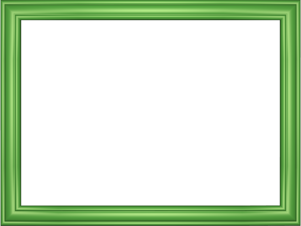 green border png green border design elegant embossed frame border