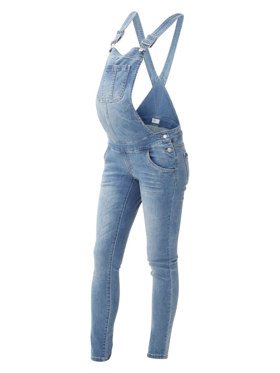 70fce266b4276 Denim Dungraees - style with a classic whit tee for a cool and casual look.