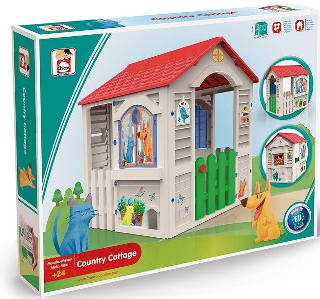 Casita infantil jardin, country - chicos 89607 - casitas de jardin para nios