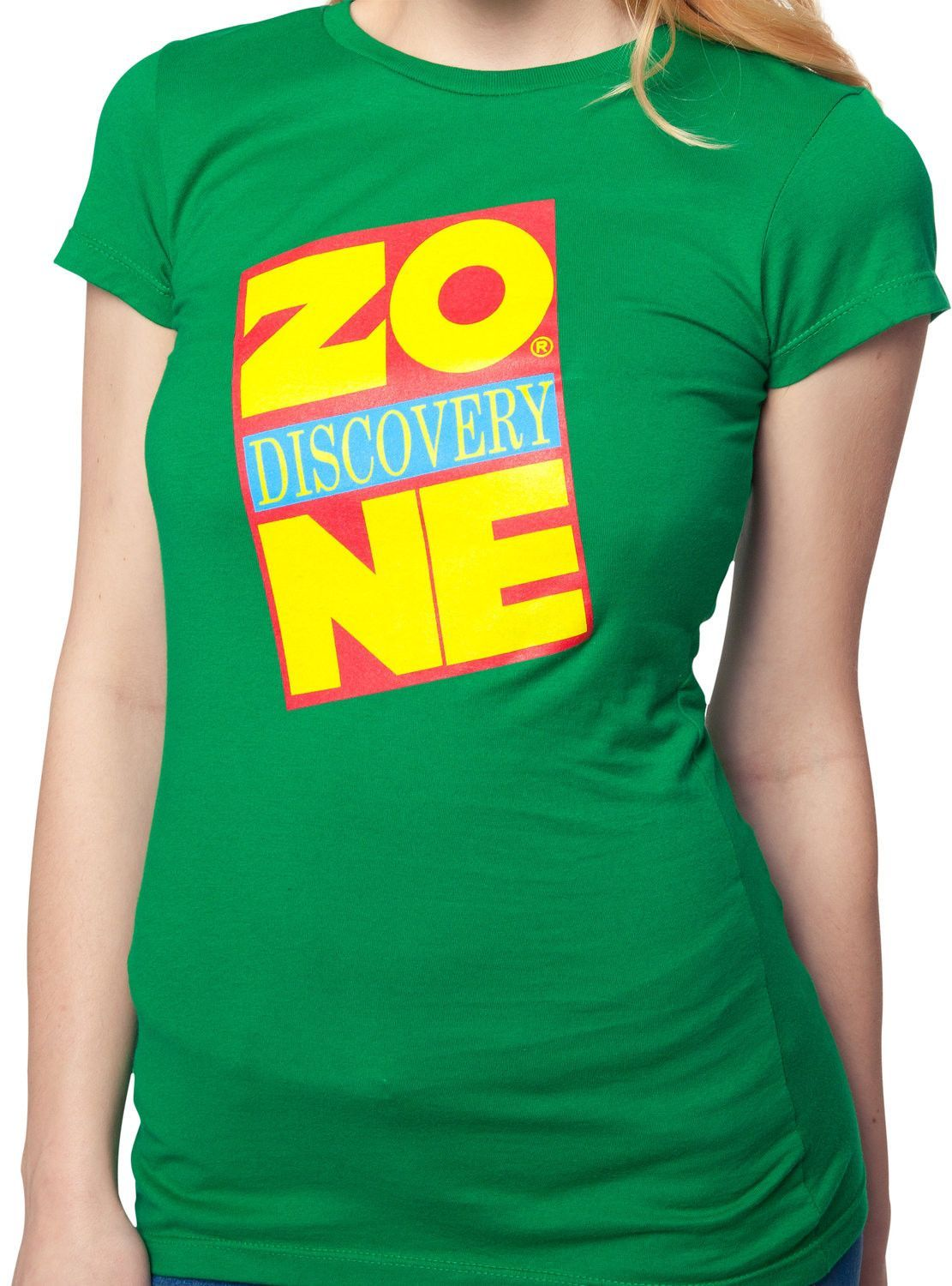 Ladies Discovery Zone Shirt