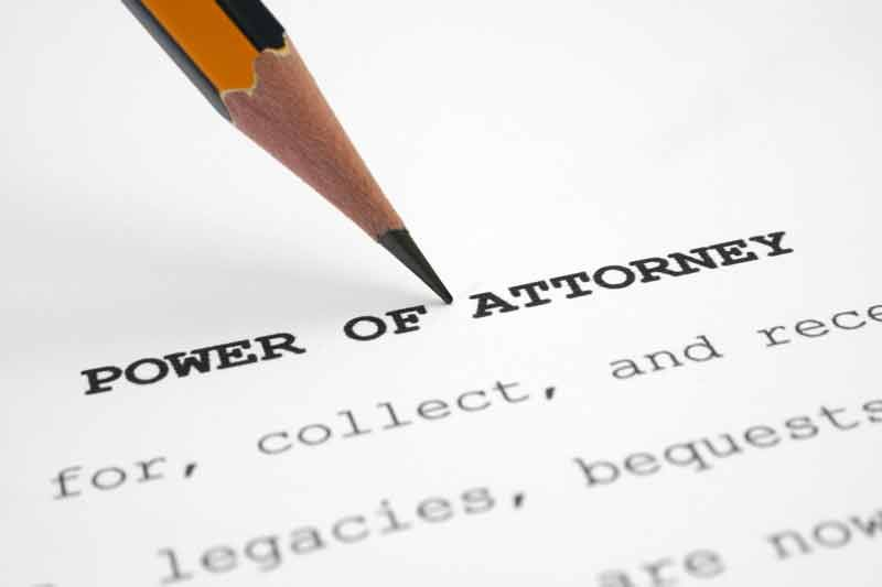 General Durable Power of Attorney