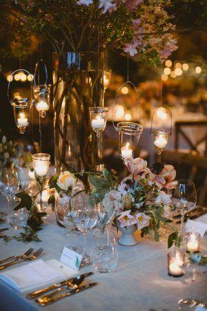 Modern Country Meets Secret Garden Wedding