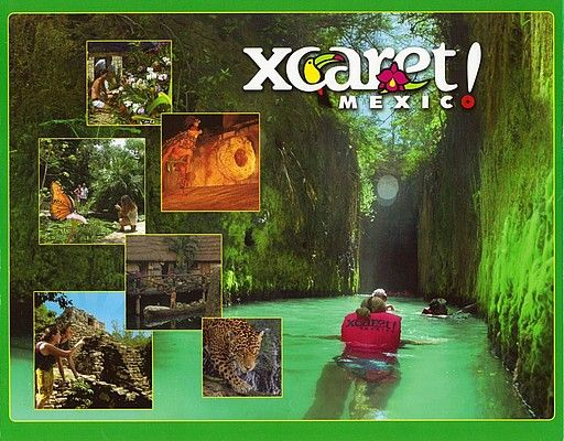 XCARET!   This is a must  if you ever go to Cancun.  It's about an hour drive from Cancun.