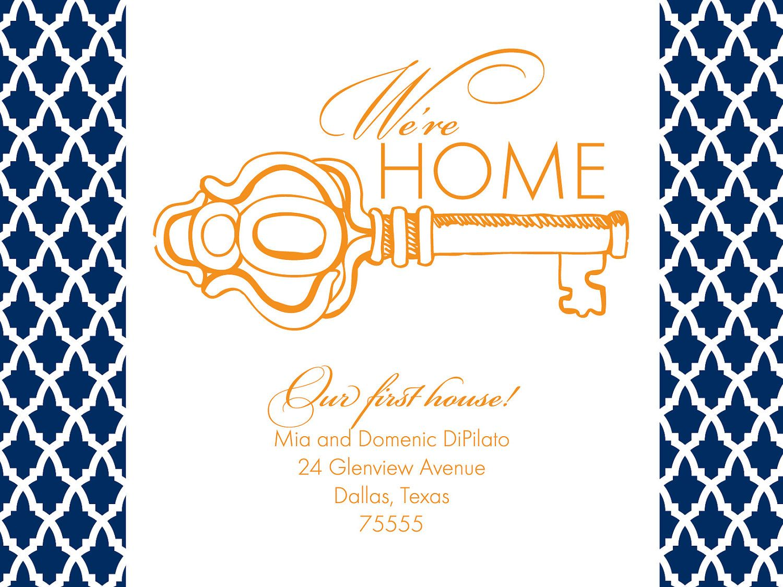 New Home Announcement New Home Announcement Ideas Pinterest