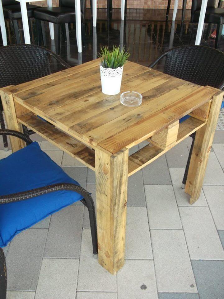 7 DIY Pallet Coffee Table Ideas Pallet furniture designs