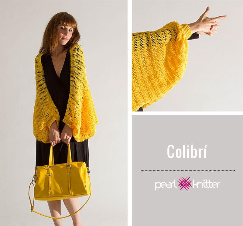 Qué prendas tejer con algodón   CREA - Knitting and crochet