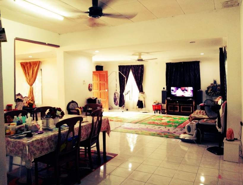 2 Sty House Ss19 Subang Jaya Furnishings Property Home Decor