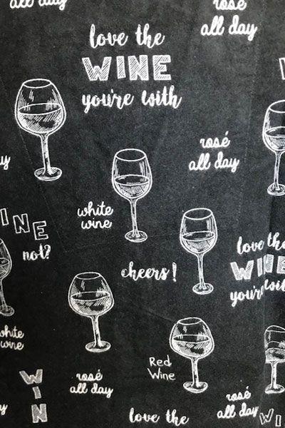 6cd4b0e7df13 PJ Salvage Wine Flannel Pajama Set