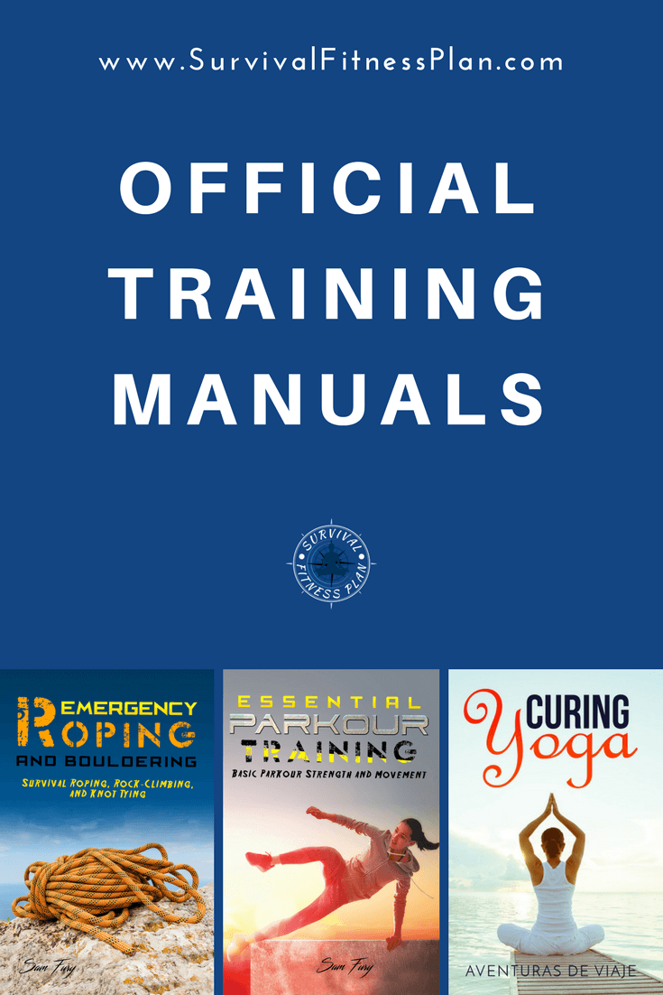 official survival fitness plan training manuals best of survival