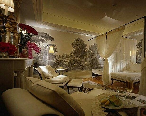 Grand Spa Four Seasons   Paris Chambre Coucher, Idées Pour La Maison, Lit Du0027
