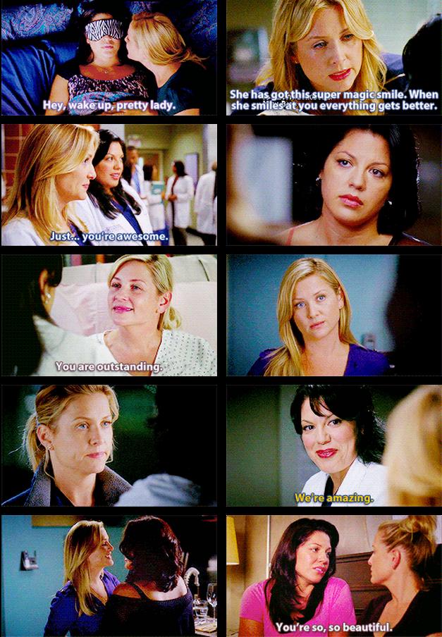 Callie & Arizona - series \