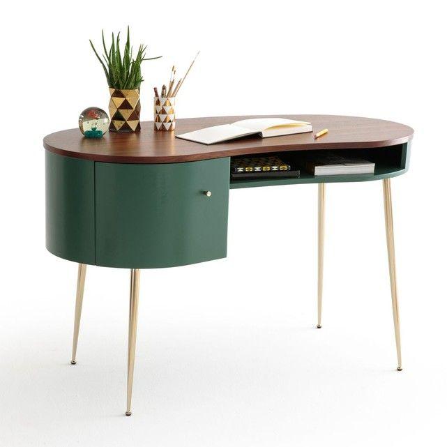 Bureau vintage topim mid century studio design and office desks