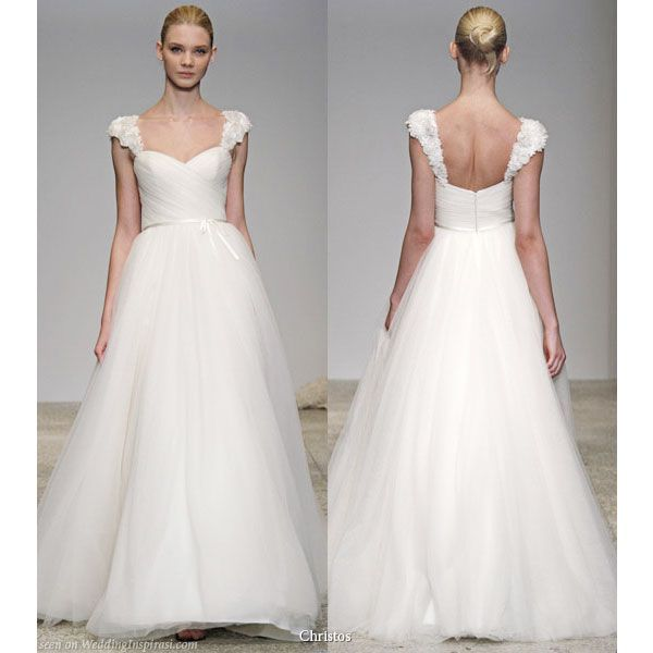 Christos Spring 2011 Bridal Gown Collection