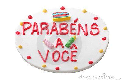 Feliz cumpleanos portugues brasil