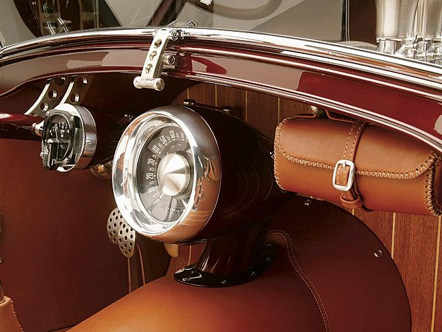 custom 1929 ford roadster pickup feature vehicle hot rod network car interiors pinterest. Black Bedroom Furniture Sets. Home Design Ideas