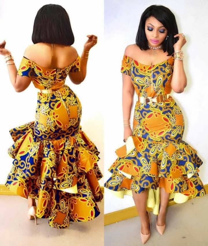 Latest Ankara Dress Styles | Pinterest | Nice, Africans and African ...