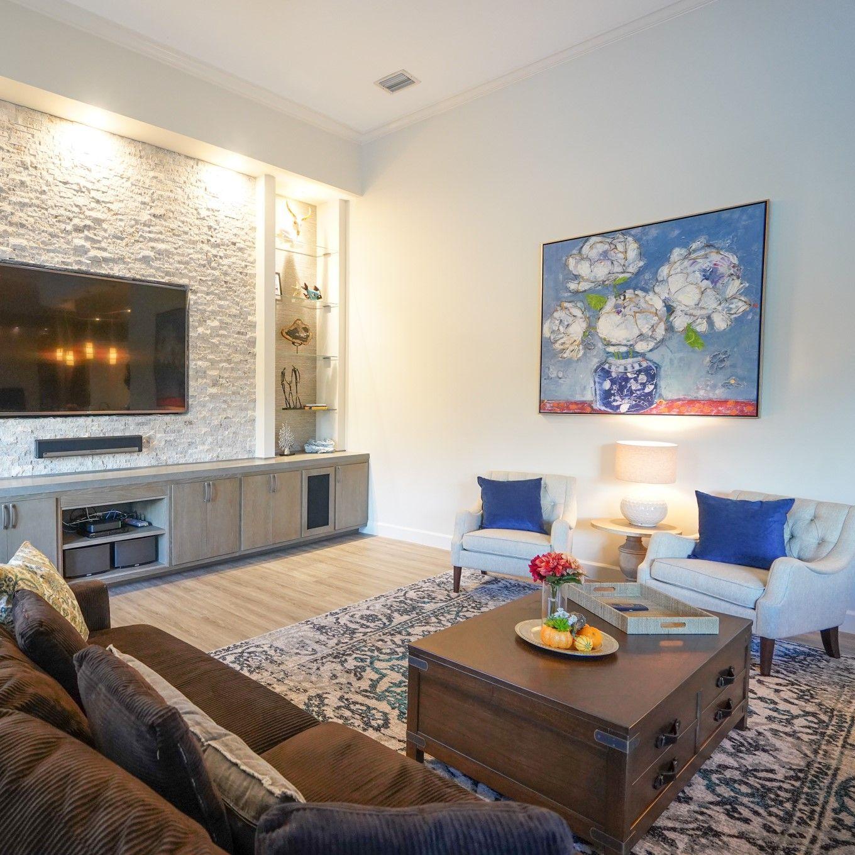 Transitional Modern Living Room Modern Living Room Interior Design Interior Design Inspiration #transitional #design #living #room