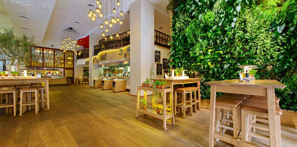 vapiano Google Search Interior garden, Hotel